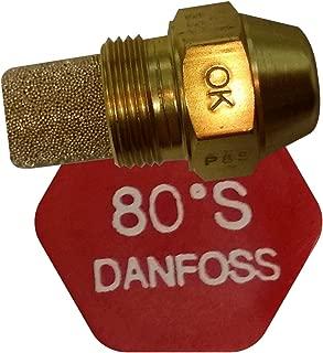 Boquilla pulverizador s solido 80 3,31kg//h Danfoss s