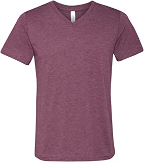 Canvas Unisex Short-Sleeve V-Neck T-Shirt