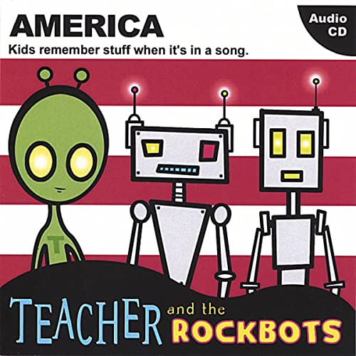 Symbols of America by Teacher and the Rockbots on Amazon Music