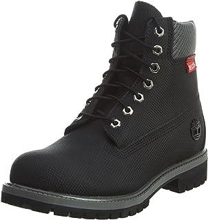 حذاء Timberland رجالي أنيق برقبة مقاوم للماء ممتاز مقاس 15.24 سم