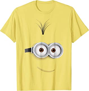 Minions Kevin Face Smile Graphic T-Shirt