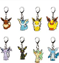 Pokemon Eevolutions Sylveon Key Chain Gashapon Mascot Anime Manga NEW