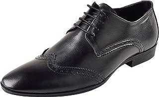 Chamois Genuine Leather Brogue Shoes