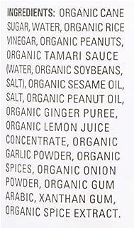 SKY VALLEY, SAUCE, OG2, THAI PEANUT, Pack of 6, Size 14.5 OZ - No Artificial Ingredients Gluten Free Vegan Wheat Free Yeast Free 95%+ Organic
