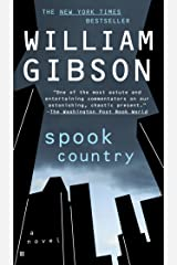 Spook Country (Blue Ant Book 2) Kindle Edition