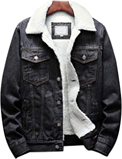 Best black and white jean jacket mens Reviews