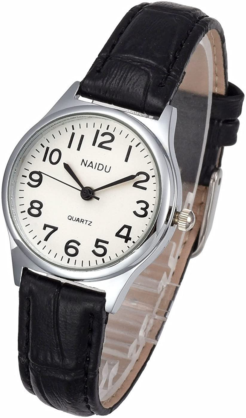 Top Plaza Womens Leather Spasm price Watch Casual Dress Watches Max 66% OFF Roma Fashion
