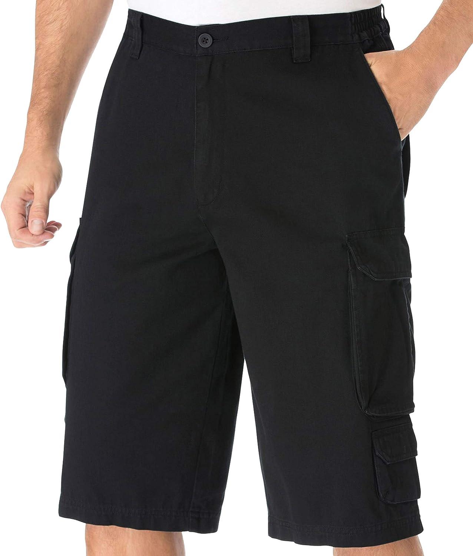 KingSize Max 61% Sales results No. 1 OFF Men's Big Tall Shorts Cargo 14