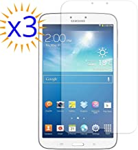 A&M81 3X Clear Screen Protector for Samsung Galaxy Tab 3 8.0