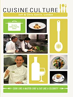 Cuisine Culture - Jeff & Chris Galvin London UK