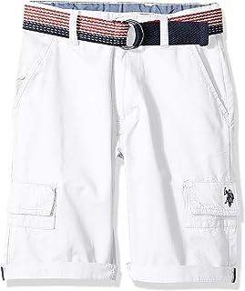 Boys' Belted Short