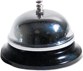 Universal 10000 Call Bell, 3-3/8-Inch Diameter, Brushed Nickel