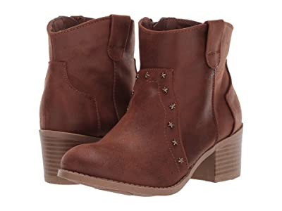 Mia Kids Kay (Little Kid/Big Kid) (Cognac) Girls Shoes