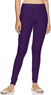 Rupa Softline Women's Leggings (SL50PURPLE Hurt_Purple_FS)