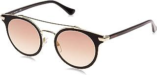 نظارة شمسية شبه دائري للنساء من كالفن كلاين