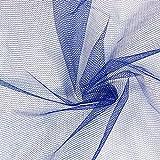 Tüll Klassisch marineblau — Meterware ab 0,5m — zum