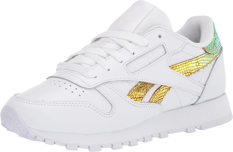 Reebok Women's トラスト 激安価格と即納で通信販売 Classic Sneaker Leather
