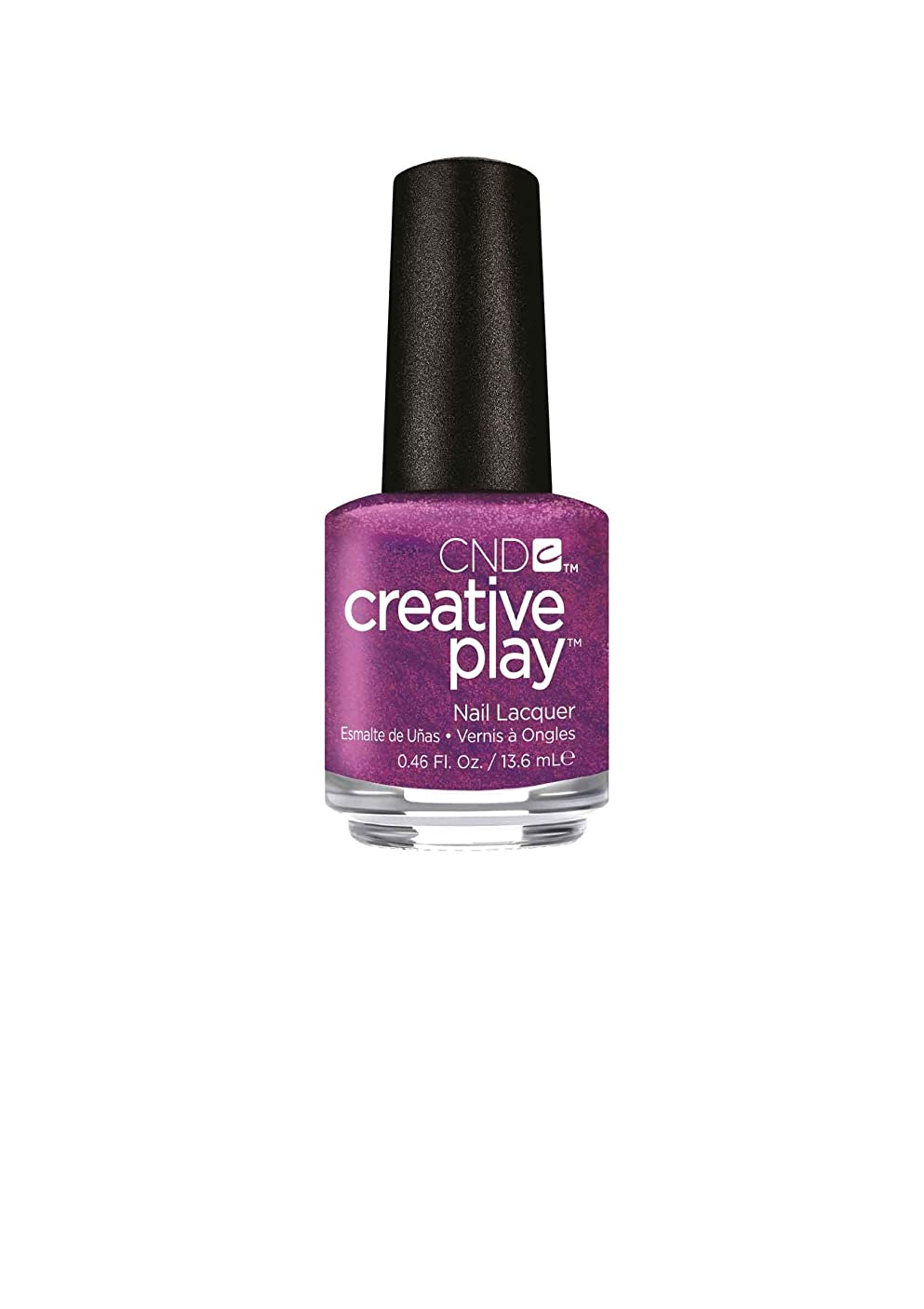農業弁護人恩赦CND Creative Play Lacquer - Raisin' Eyebrows - 0.46oz / 13.6ml