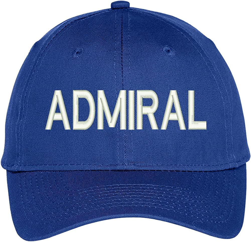 Baltimore Mall Trendy Apparel free shipping Shop Admiral Cap Embroidered Baseball
