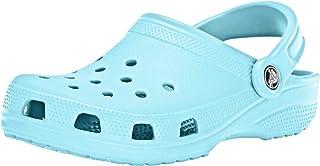 Crocs unisex-adult Classic Clog, Ice Blue, 7 Women/5 Men M US
