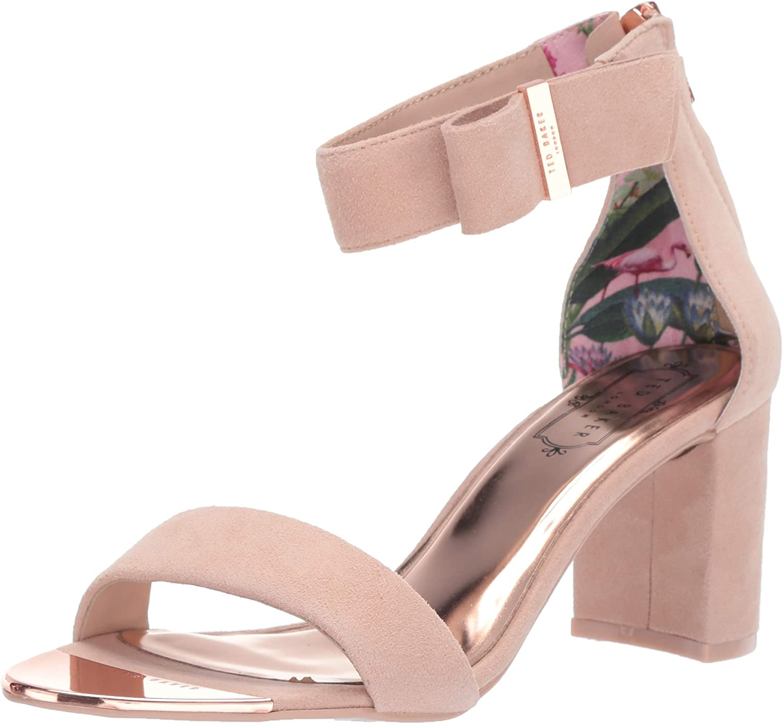 Ted Baker Womens Katryne Heeled Sandal