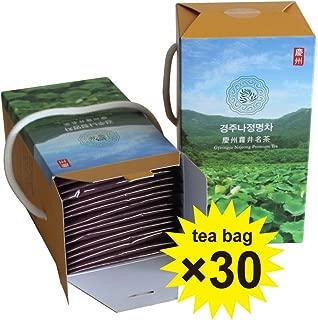 [GNTea] Black Lotus Root tea (30 tea bags) 1.6oz
