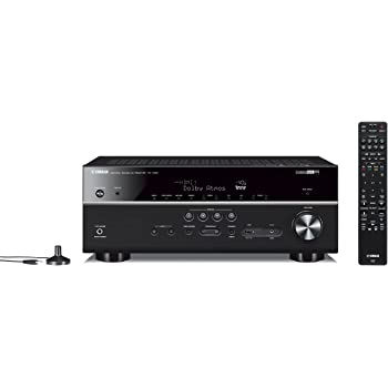 Amazon Com Yamaha Rx V685 7 2 Channel Av Receiver With Musiccast Electronics
