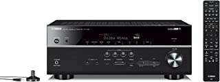 Yamaha RX-V685 7.2 Ch Surround Sound AV Receiver with MusicCast - New Model