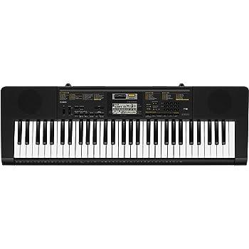 Casio CTK2400 61- Key Portable Keyboard with USB
