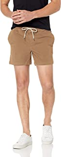 "Amazon Brand - Goodthreads Men's 5"" Inseam Pull-on Comfort Stretch Canvas Short"
