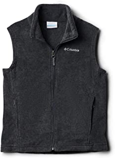 Boys' Steens Mt Soft Fleece Vest