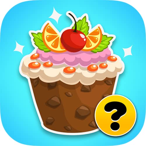 Brain game : Memory training for adults : Cupcake *Free