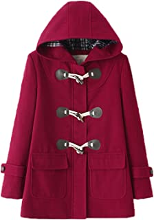 Best red toggle coat Reviews