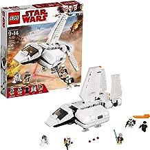 LEGO Star Wars Imperial Landing Craft 75221 Building Kit, Obi-Wan Kenobi, Imperial Shuttle Pilot, Sandtrooper (636 Pieces)