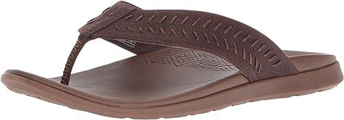 Chaco Men's Jackson Flip-Flop, Java, 9 Medium US