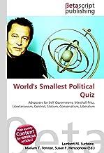 10 Mejor Smallest Political Quiz de 2020 – Mejor valorados y revisados