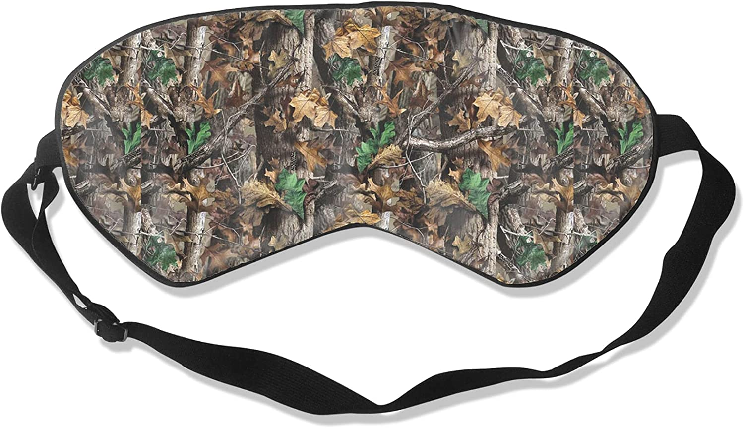 Super sale Wood Camouflage Sleep Eye Breathable Soft Special price for a limited time Blindfold Mask