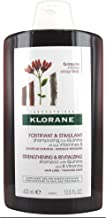 Klorane Shampoo with Quinine and B Vitamins for Thinning Hair, Support Thicker, Stronger, Healthier Hair, Men & Women