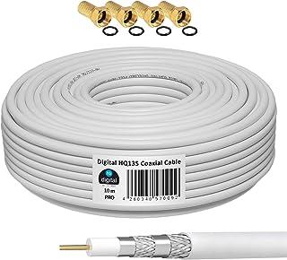 Amazon.es: cable coaxial