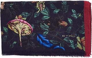 Luxury Fashion | Etro Mens 1000740950200 Blue Scarf | Fall Winter 19