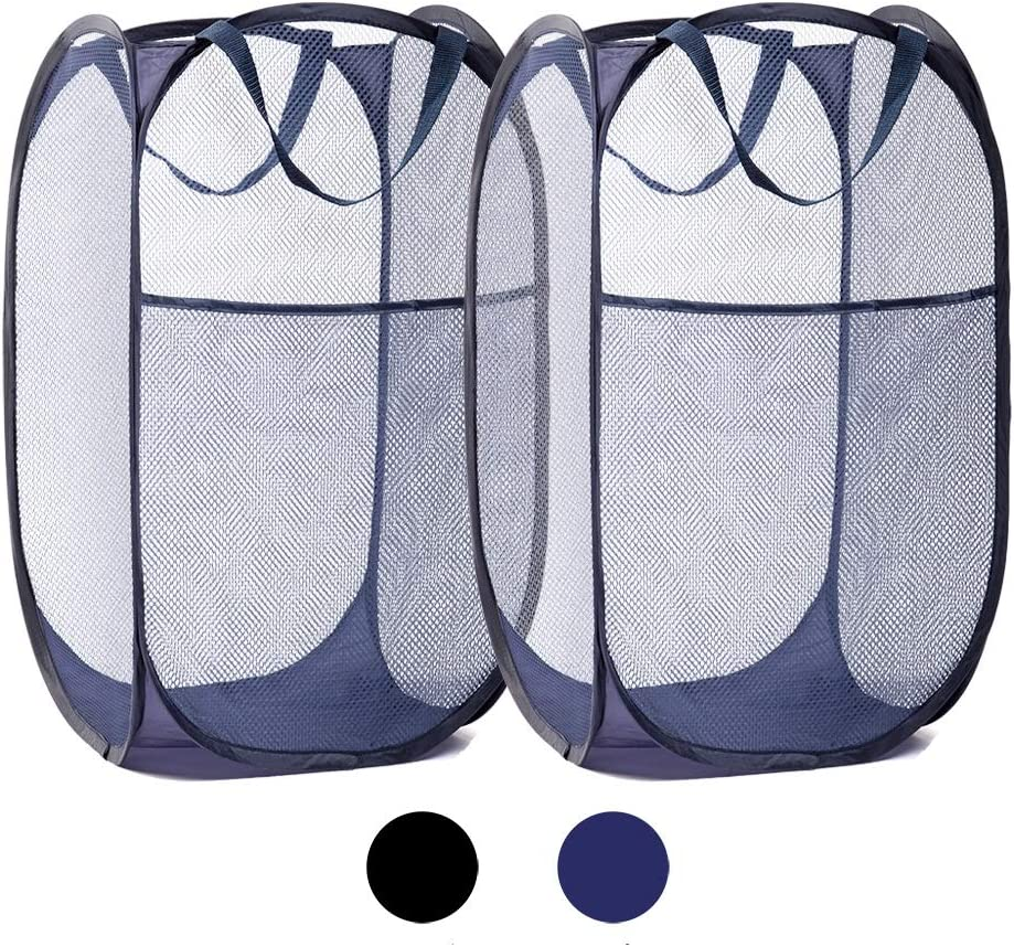 Portable Mesh Laundry Basket Louisville-Jefferson County Mall 2 Beauty products of up Pop Pieces Premium