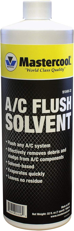 Mastercool Topics on TV 91049-32 Black Yellow Special price A Solvent Flush 32 C oz