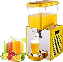 Commerciële Drankenautomaat, Koude Hete Theedrank Machine, Tank Fruit Sap Dispenser met Thermostaat Controller