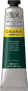 Winsor & Newton Galeria Acrylics - Phthalo Green - 200ml Tube