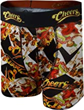 Drill Men's Classic Cheers Bar Television Logo Performance Boxer Briefs