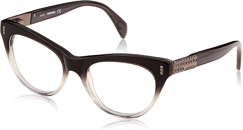 DIESEL for woman dl5054005, Designer Eyeglasses Caliber 50