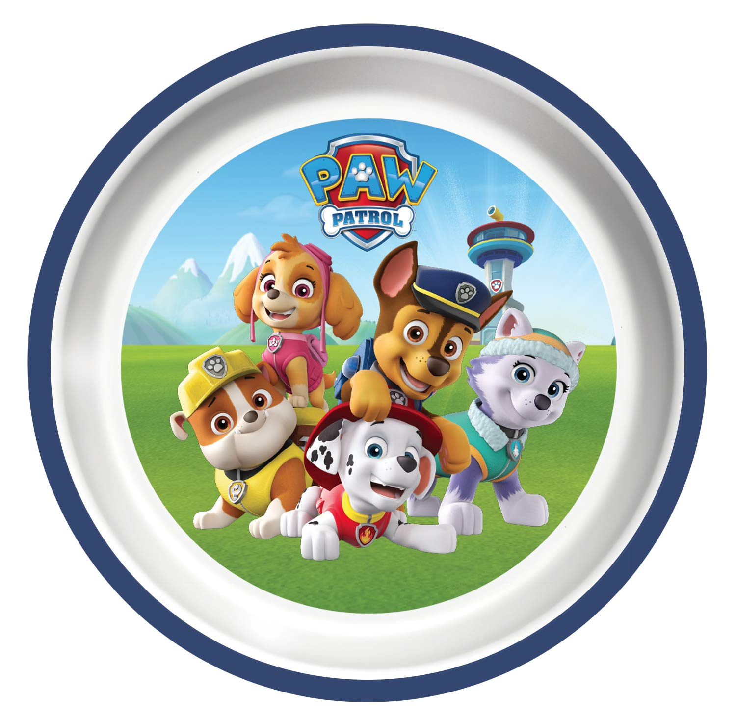 Playtex Mealtime Selling Paw Patrol Plates for 3 Pack Boys - of Fort Worth Mall