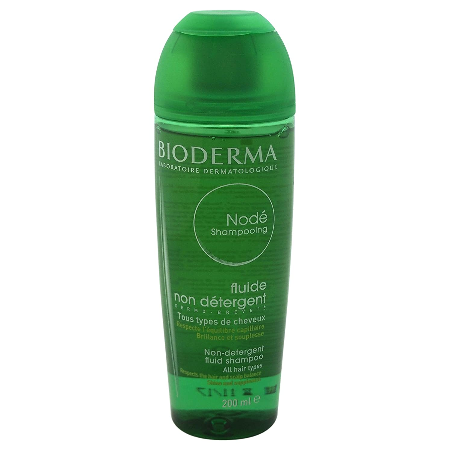 マート適応的熟読するBioderma Node Shampoo Fluid 200ml [並行輸入品]