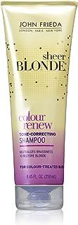 John Frieda Sheer Blonde Color Renew Tone Correcting Shampoo 250ml