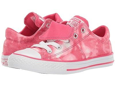 Converse Kids Chuck Taylor(r) All Star(r) Maddie (Little Kid/Big Kid) (Strawberry Jam/Strawberry Jam) Girl
